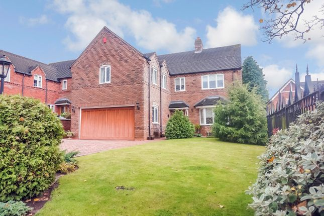 Thumbnail Detached house for sale in Yeomans Grange, Sutton Coldfield