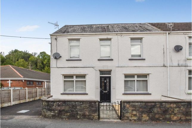 Thumbnail Semi-detached house for sale in Heol Maes Y Dre, Ystradgynlais