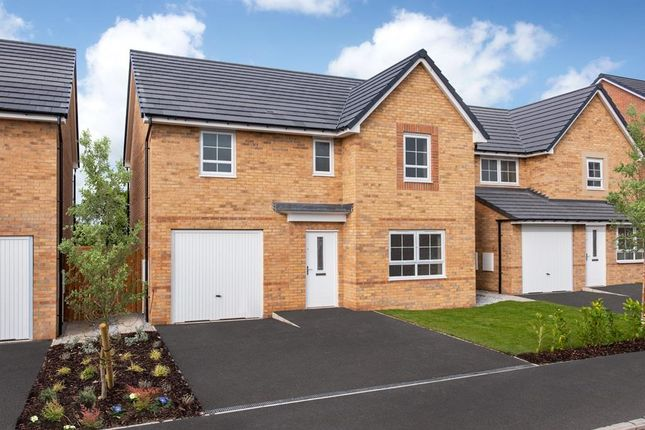 """Thumbnail Detached house for sale in """"Ripon"""" at Poplar Way, Catcliffe, Rotherham"""