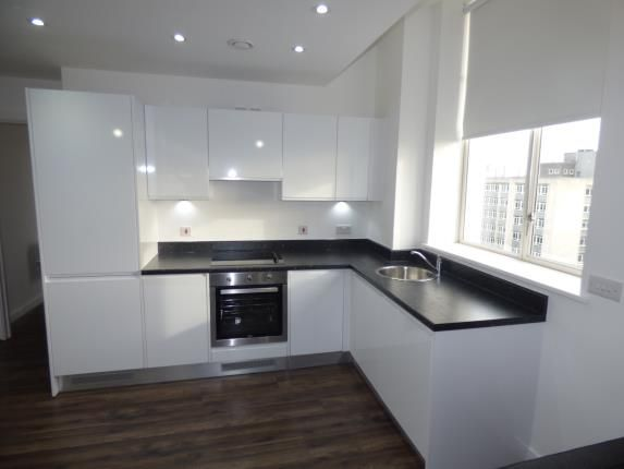Kitchen of The Strand, Liverpool, Merseyside L2