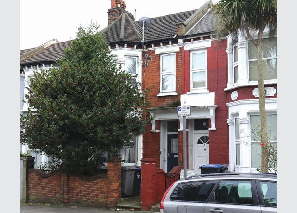 Thumbnail Flat for sale in Flat A, 10 Tunley Road, Harlesden
