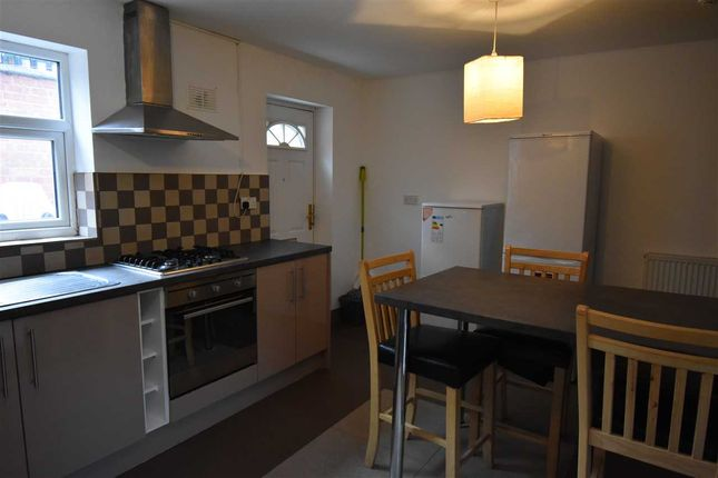 Thumbnail Terraced house to rent in Prebend Street, Leicester