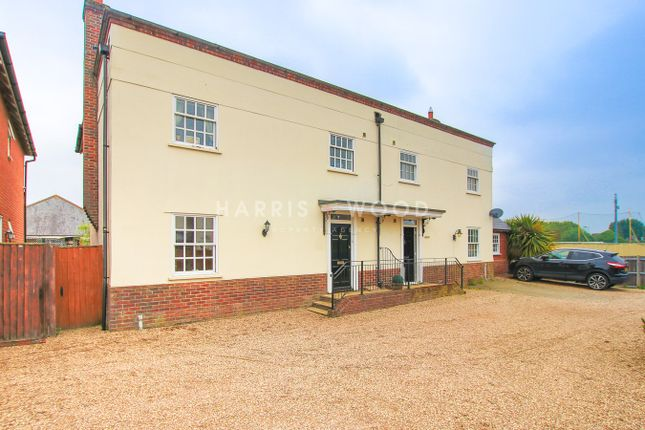 Thumbnail Semi-detached house for sale in Tyed Croft, Stanway, Colchester