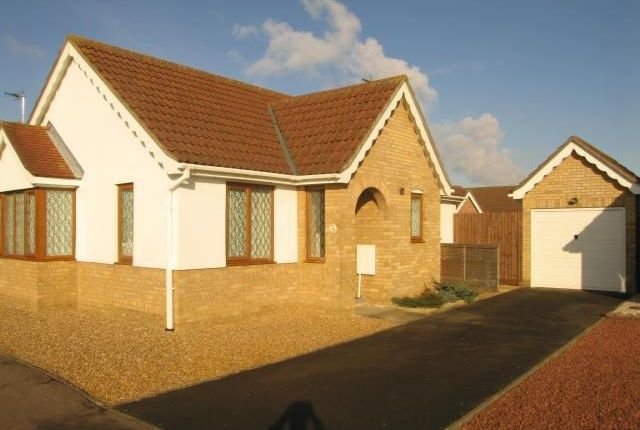 Thumbnail Bungalow to rent in Malt Drive, South Brink, Wisbech