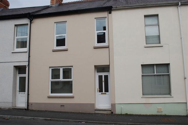 Thumbnail Property to rent in Parcmaen Street, Carmarthen