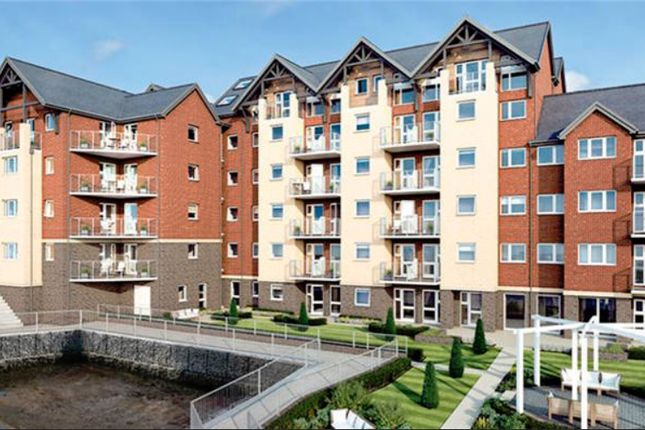 Thumbnail Flat for sale in The Boathouse, Riverdene Place, Bitterne Park, Southampton
