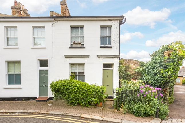 Thumbnail End terrace house to rent in Quill Lane, London