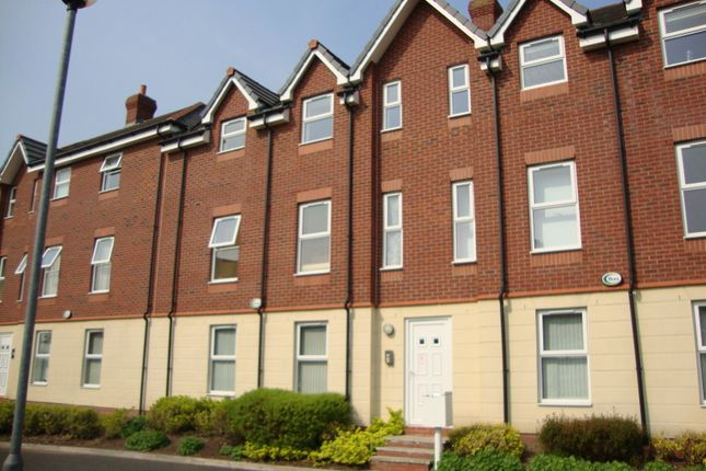 Thumbnail Flat for sale in Bonnington Close, Eccleston
