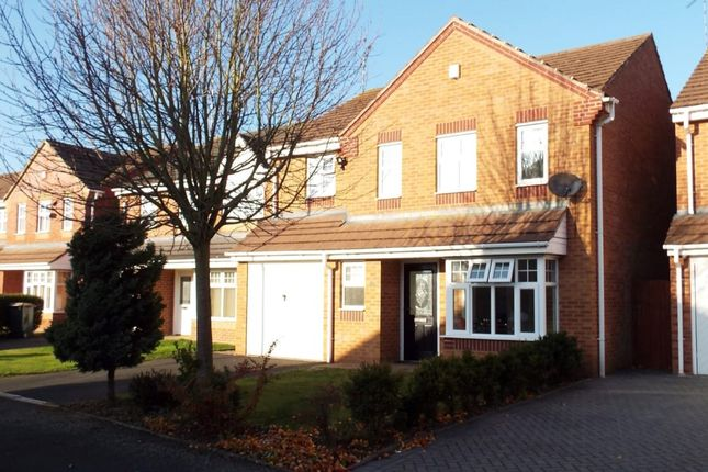 Thumbnail Detached house to rent in Kingsford Road, Coventry