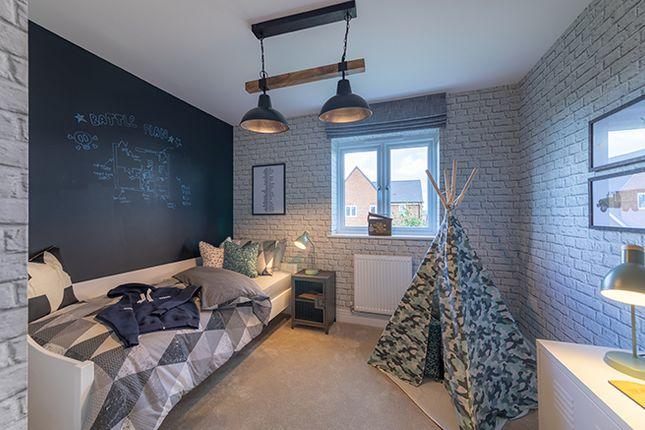 Bedroom 4 of Plot 118 - The York, Sheerlands Road, Finchampstead RG40