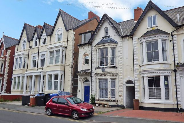 Thumbnail Flat for sale in 40 Bath Street, Rhyl, Clwyd