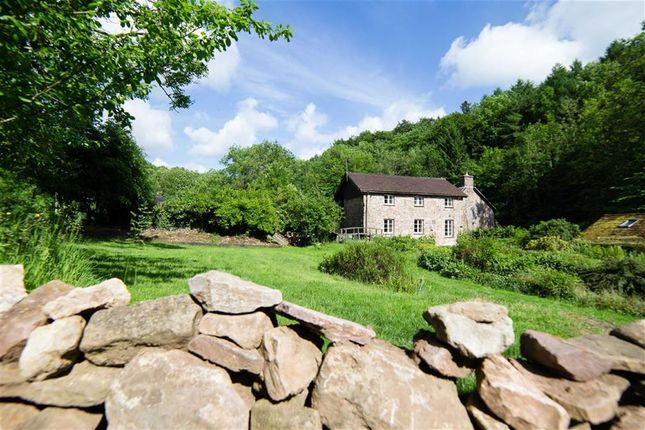 Thumbnail Semi-detached house for sale in Itton, Chepstow