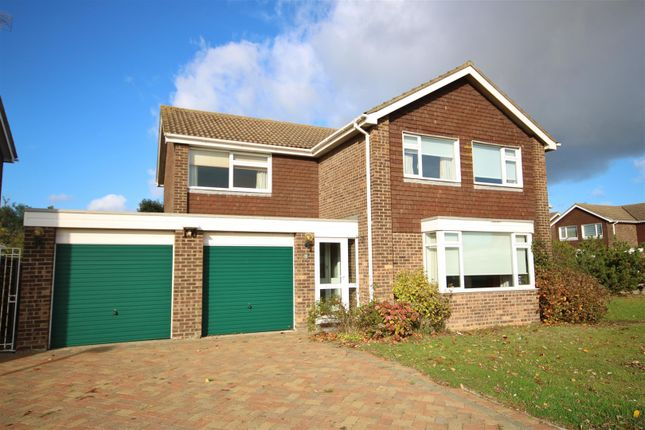 Thumbnail Detached house for sale in Frietuna Road, Kirby Cross, Frinton-On-Sea