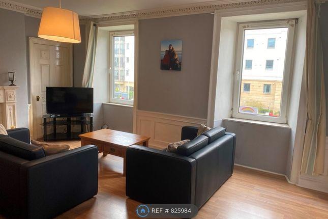 Living Room of Annfield, Edinburgh EH6