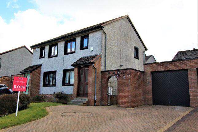 2 bed semi-detached house to rent in Ballantrae, Newton Mearns, Glasgow G77