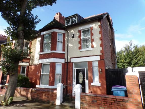 Thumbnail Semi-detached house for sale in Caldy Road, Liverpool, Merseyside