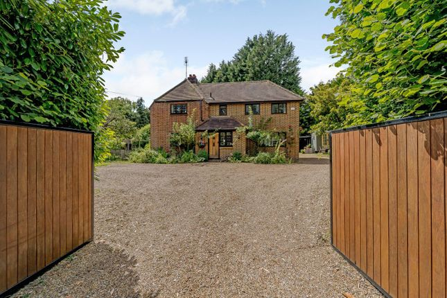Thumbnail Detached house for sale in Highams Lane, Chobham, Woking