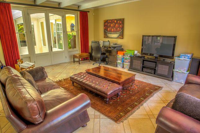TV Lounge of The Silverhurst Estate, Constantia, Cape Town, Western Cape, South Africa