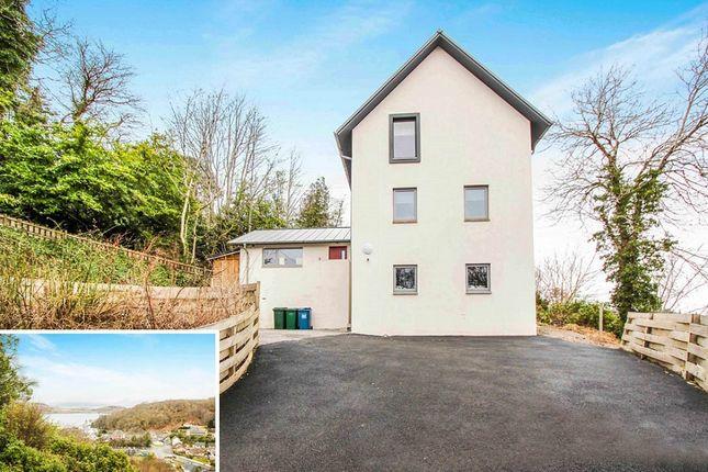 Thumbnail Detached house for sale in Benvoulin Road, Oban, Argyllshire