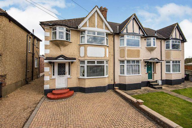 Thumbnail Semi-detached house for sale in Grand Avenue, Surbiton