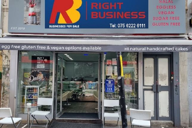 Restaurant/cafe for sale in North End Road, Fulham