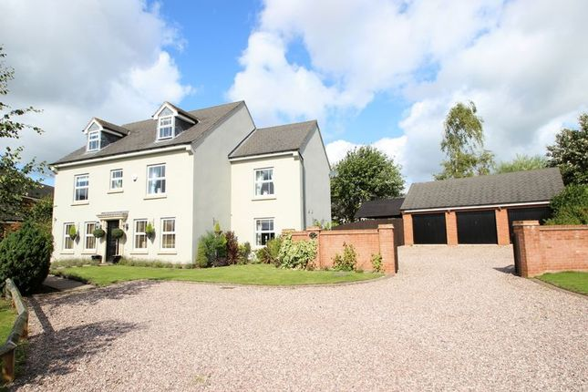Thumbnail Detached house for sale in Barley Meadows, Inkberrow, Worcester