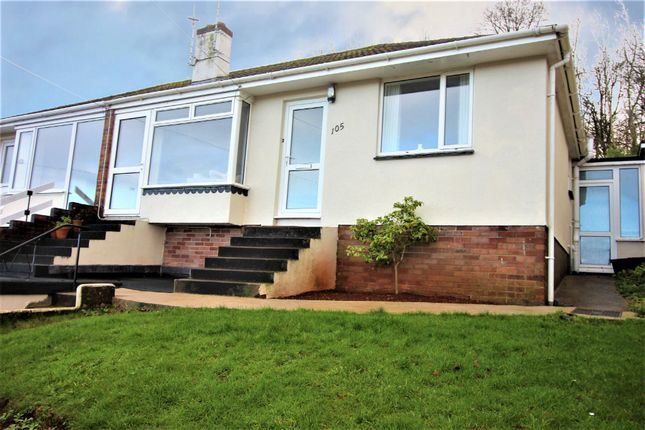 Thumbnail Semi-detached bungalow for sale in Primley Park, Paignton