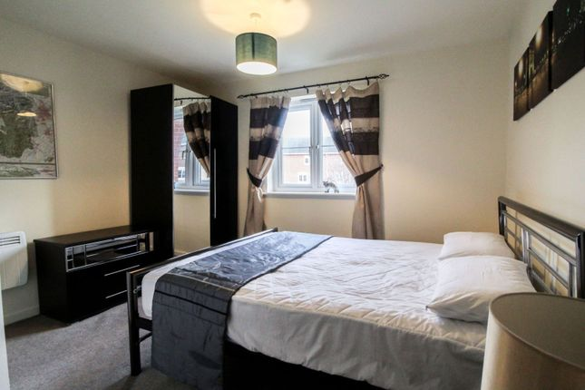 Master Bedroom of Panama Circle, City Point, Derby, City Of Derby DE24