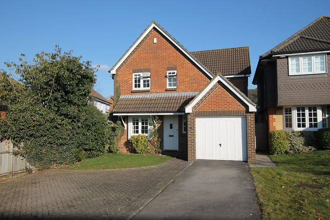 3 bed detached house for sale in Drury Close, Maidenbower, Crawley, West Sussex.