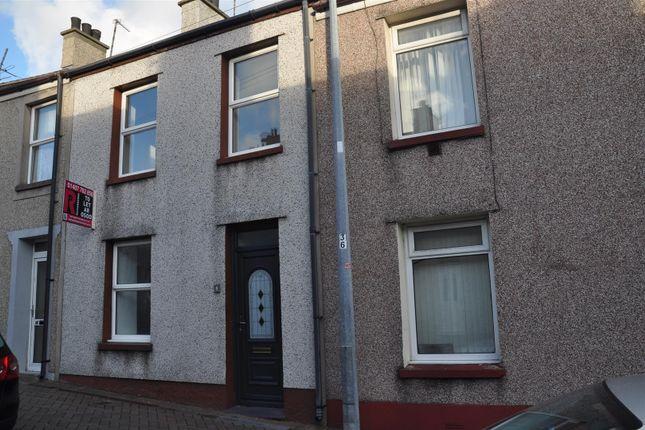 Thumbnail Property to rent in Thomas Street, Holyhead