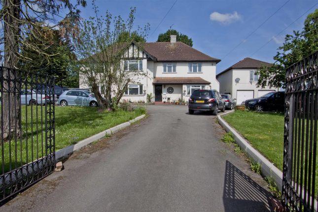 Thumbnail Detached house to rent in Swakeleys Road, Ickenham, Uxbridge