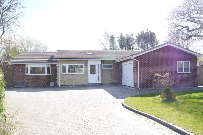 Thumbnail Detached bungalow for sale in Sandringham Way, Ponteland, Newcastle Upon Tyne