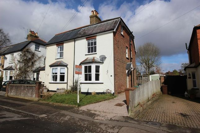 Thumbnail Semi-detached house for sale in Meadow Walk, Walton On The Hill, Tadworth