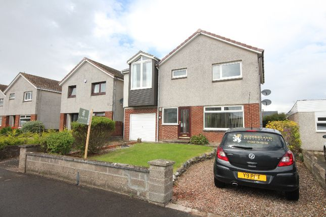 Thumbnail Detached house to rent in Linefield Road, Carnoustie, Angus