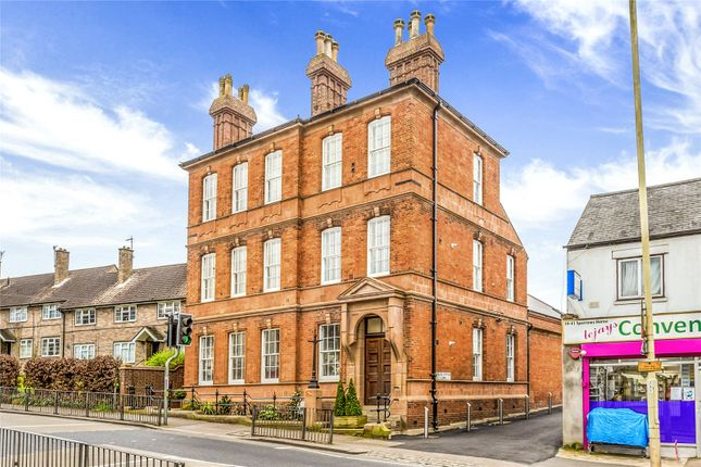 Thumbnail Flat for sale in Former Police Station, Sparrows Herne, Bushey, Hertfordshire