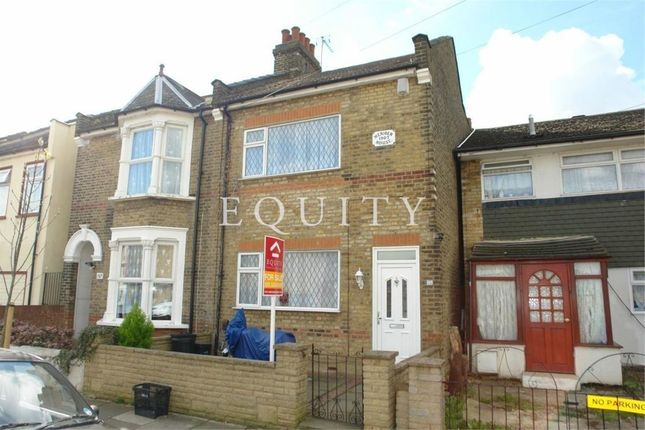 Thumbnail Semi-detached house for sale in Beaconsfield Road, Enfield