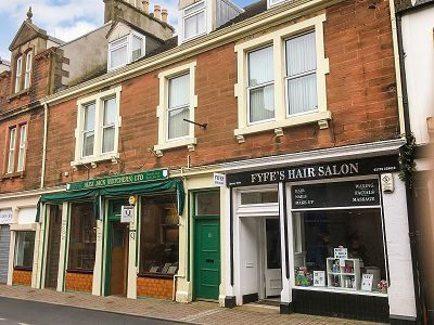 Thumbnail Flat for sale in 10 Bridge Street, Stranraer