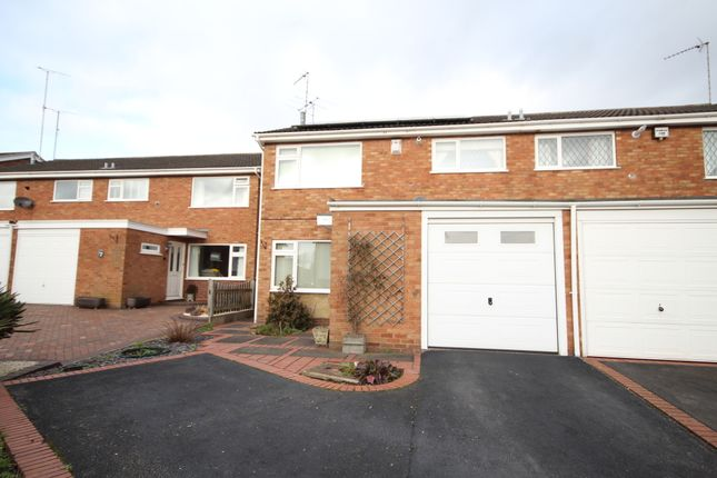 Thumbnail Semi-detached house for sale in Barbican Rise, Coventry