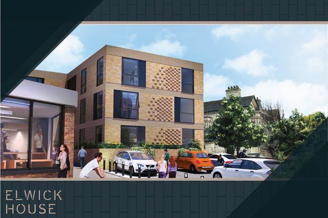 Thumbnail Flat for sale in Elwick Road, Ashford