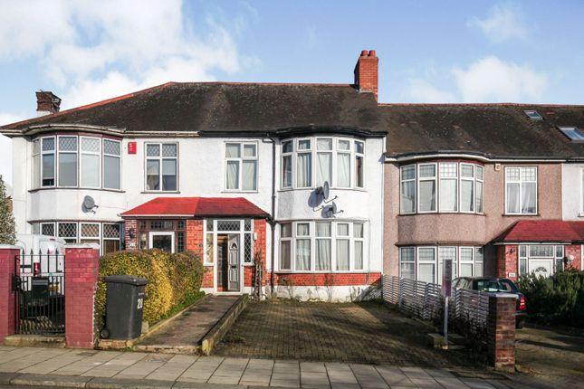 3 bed terraced house for sale in Ravensbourne Park, Catford SE6