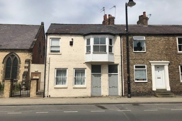 Thumbnail Flat to rent in Norton, Malton