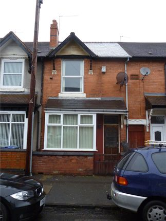 Terraced house in  Claremont Road  Smethwick  Birmingham  West Midlands  Birmingham