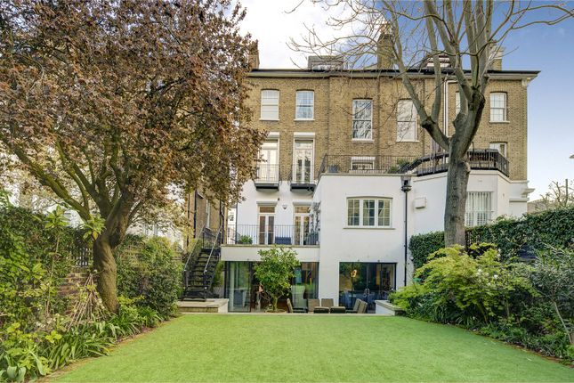 Thumbnail Semi-detached house for sale in The Little Boltons, London