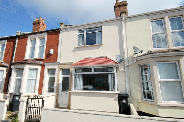 Thumbnail Terraced house for sale in Beachgrove Road, Fishponds, Bristol