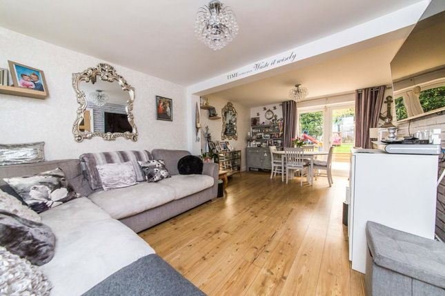 Thumbnail Semi-detached house for sale in Dombey Close, Higham, Rochester, Kent