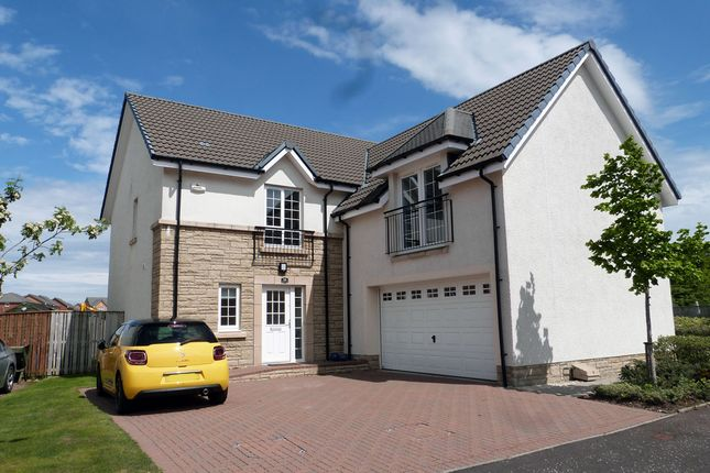 Thumbnail Detached house for sale in Wakefield Avenue, Lindsayfield, East Kilbride