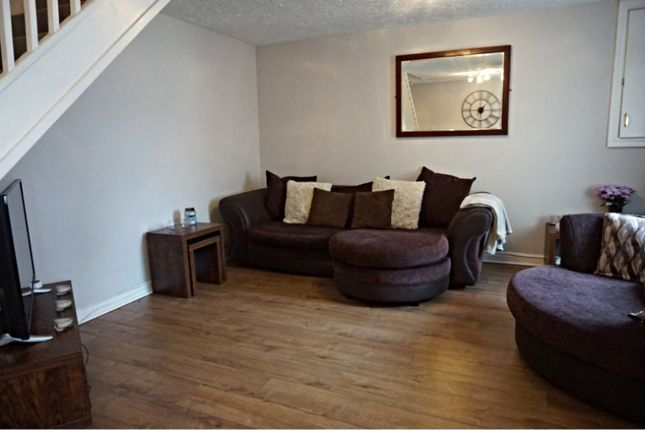 Thumbnail End terrace house to rent in Oxford Street, Aberdare