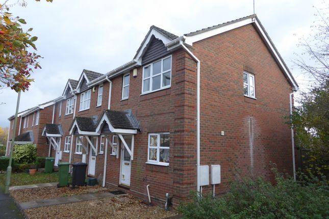 Thumbnail Semi-detached house to rent in Barbel Avenue, Basingstoke