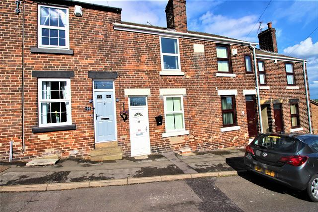Thumbnail Terraced house to rent in Kimberworth Park Road, Rotherham