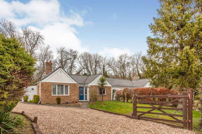 Thumbnail Bungalow for sale in Papworth Everard, Cambridge, Cambridgeshire